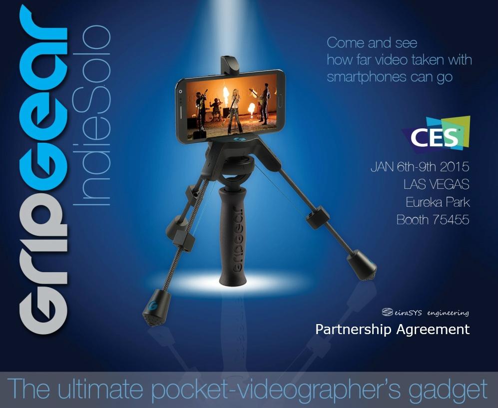 eiraSYS Grip Gear partnership agreement